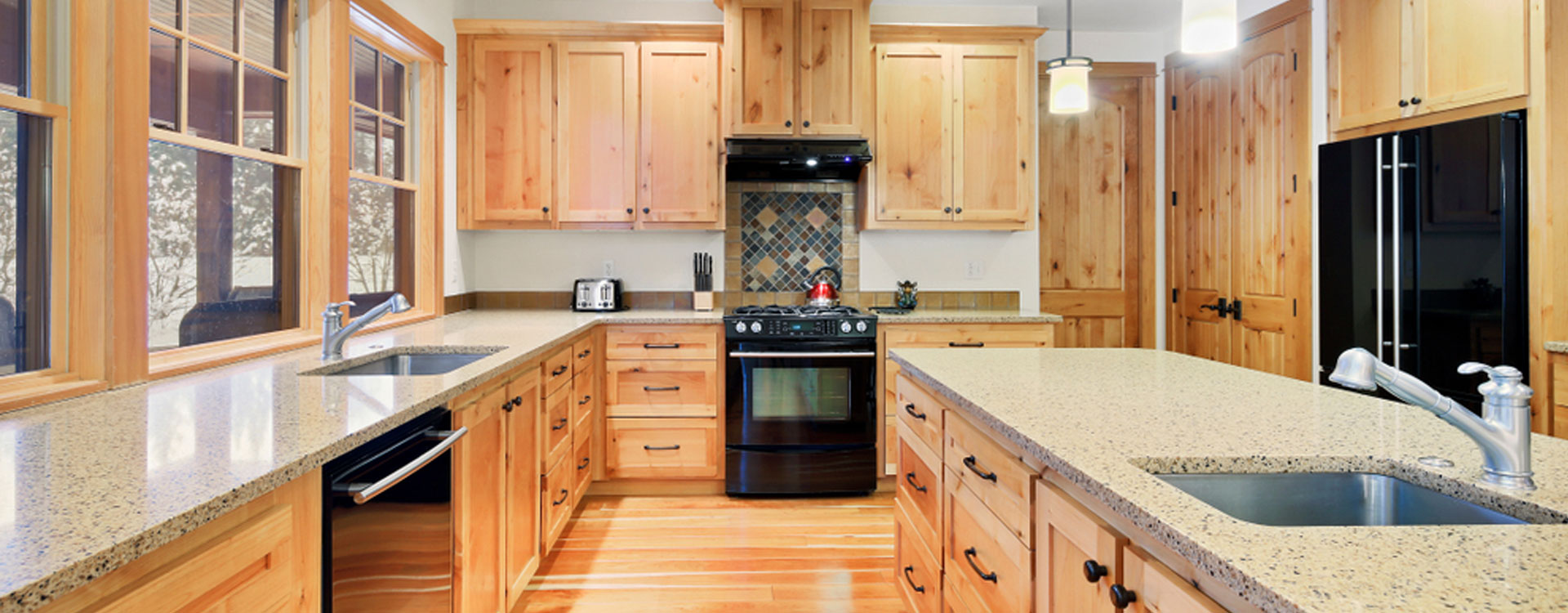 American Kitchen Refacing – New Kitchens for Less ...