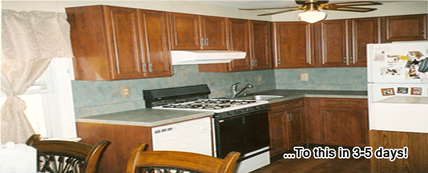 Kitchen Cabinet Refacing – American Kitchen Refacing